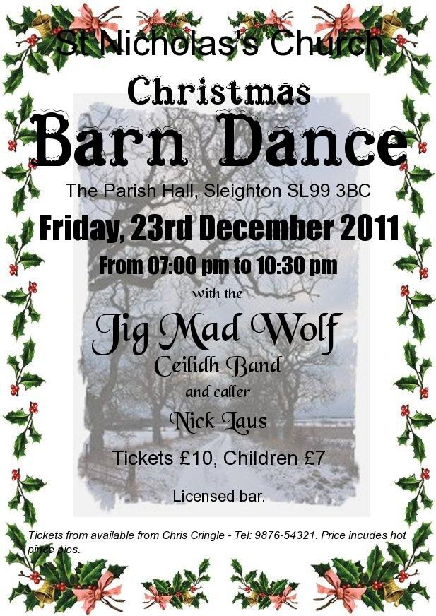 Jig Mad Wolf Ceilidh and Barn Dance Band Free Apps